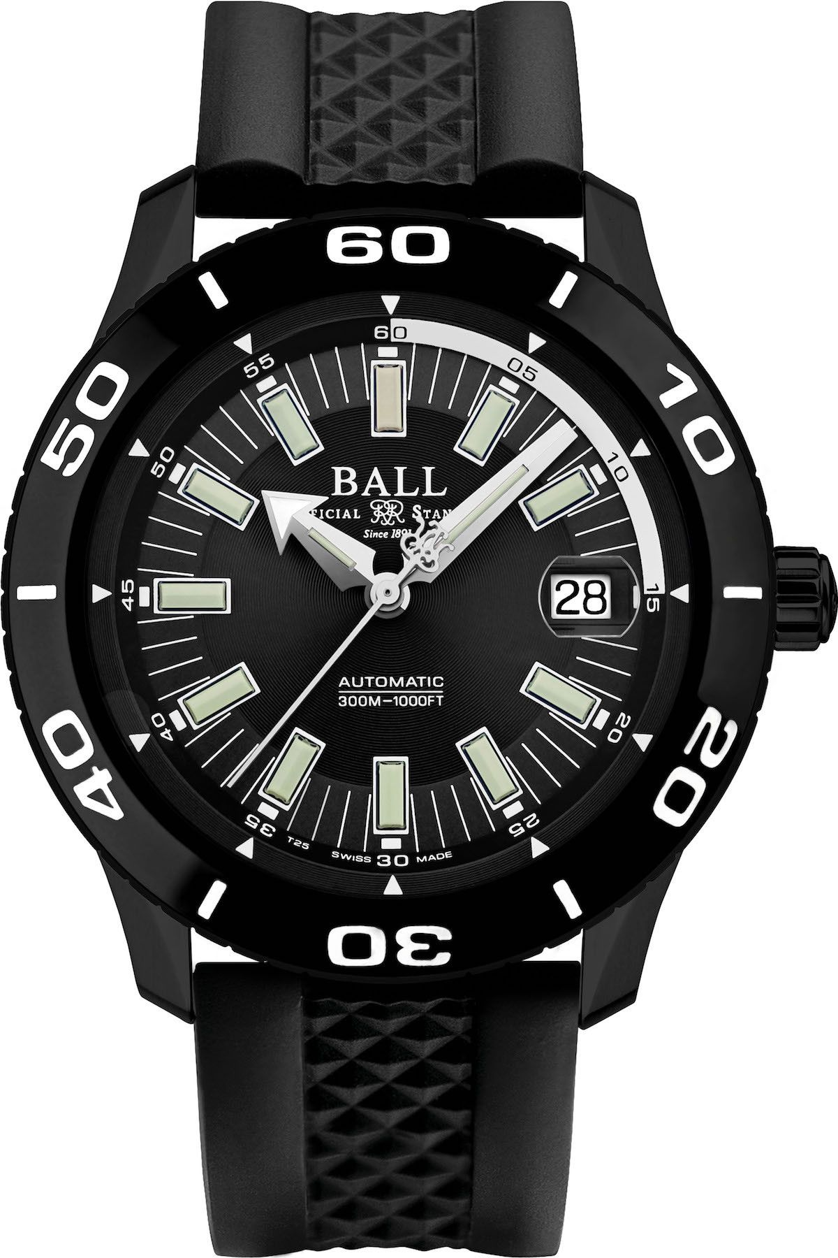 Ball Watch Company Fireman NECC Pre-Order