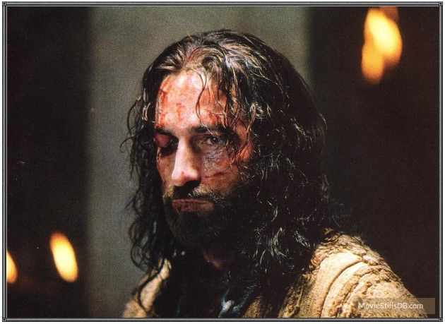 The Passion of the Christ - Publicity still of Jim Caviezel