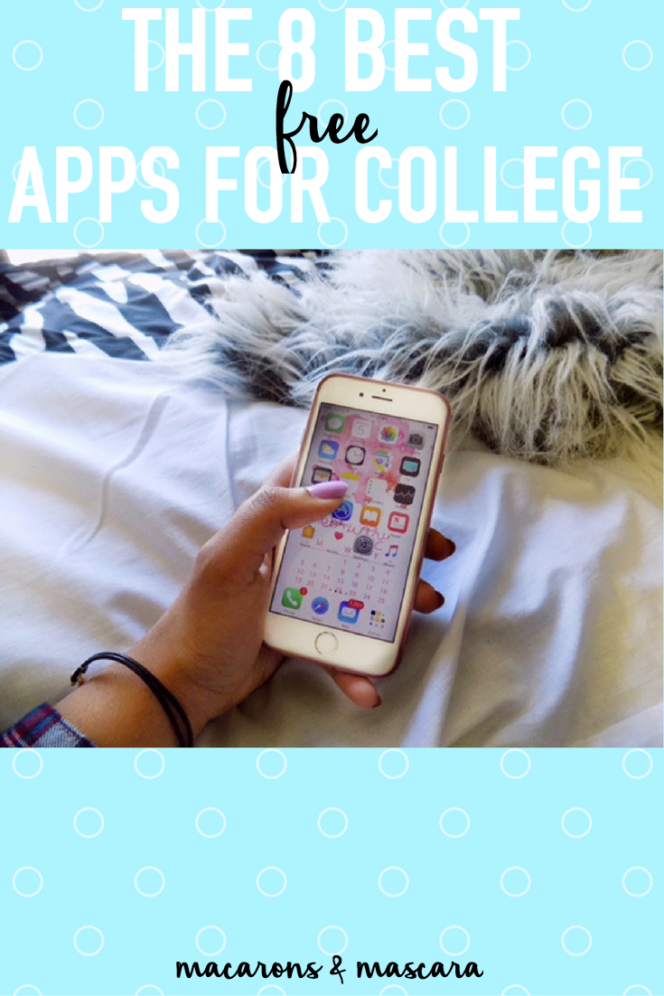 the 8 best apps for college students