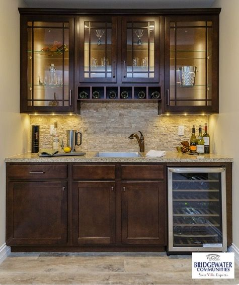 This Without The Sink Basement Bar Designs Wet Bar Basement