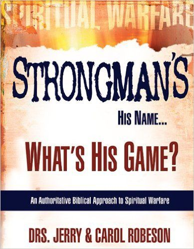 Strongmans his namewhats his game jerry robeson strongmans his namewhats his game jerry robeson 9780883686010 fandeluxe Choice Image
