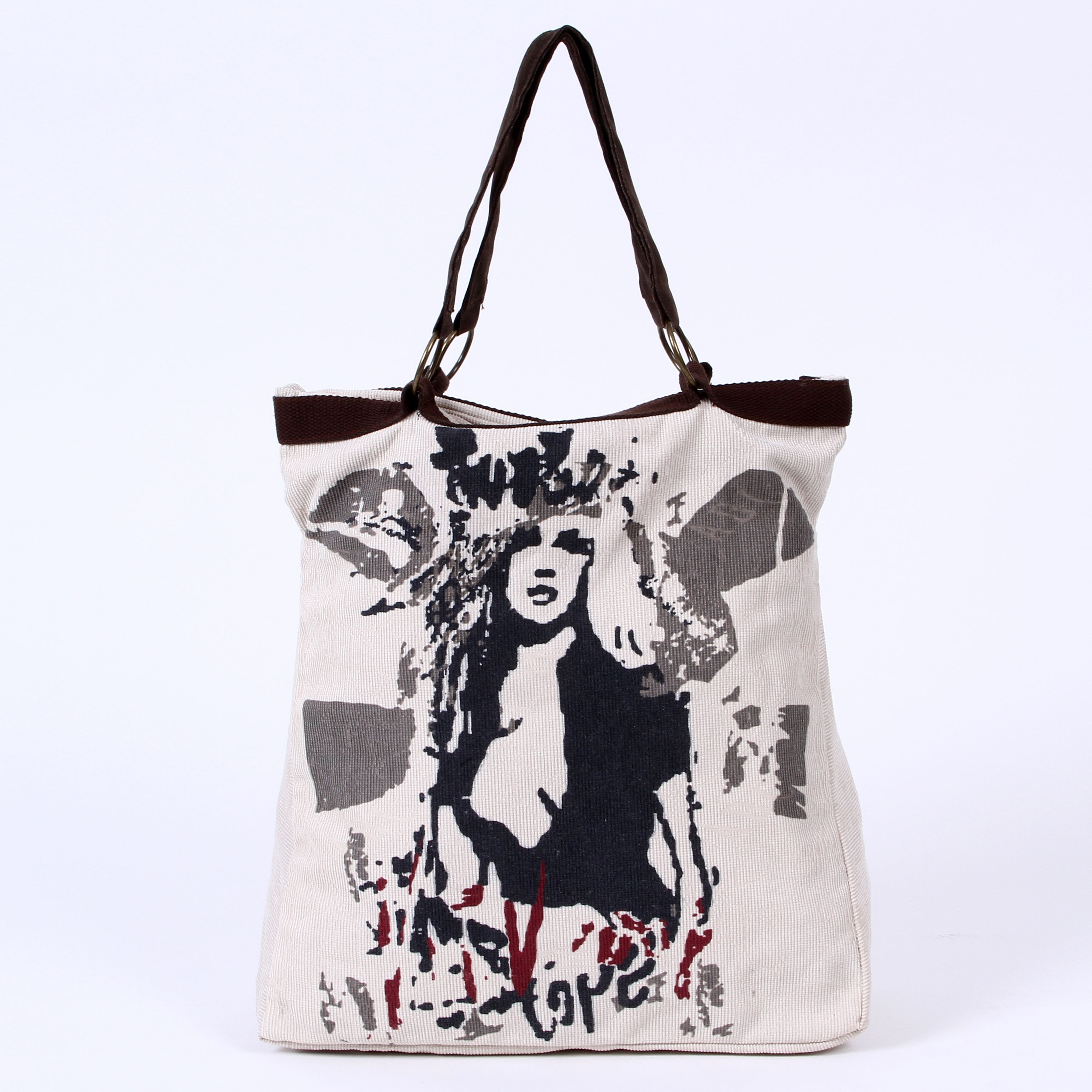 cream-canvas-tote-bag-with-abstract-print at Jazzy teen style ...