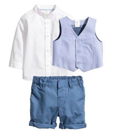 2e0cbddce Lindas ideas para vestir a tu bebé en su bautizo
