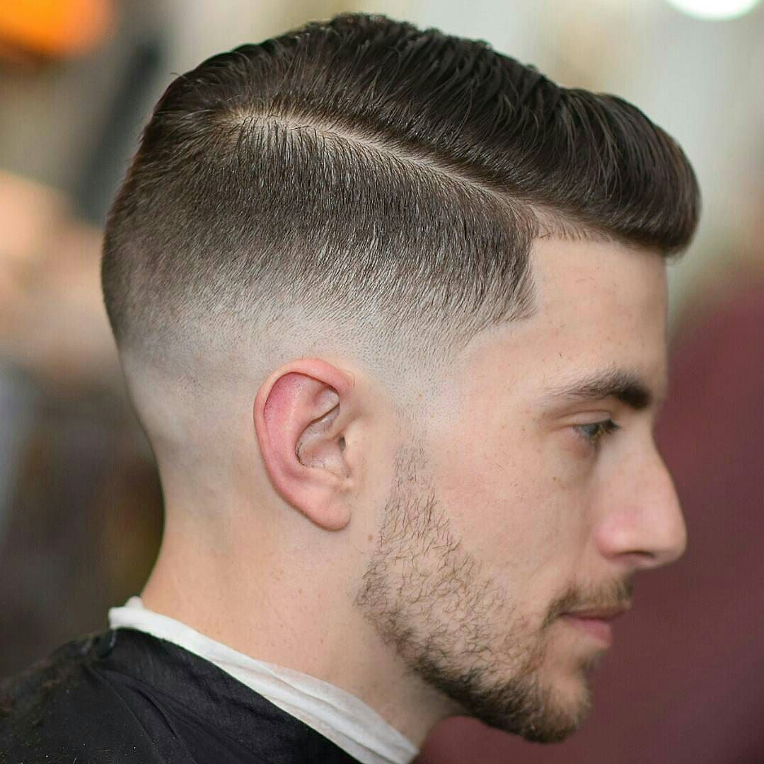 Mens comb over haircut pin by stephen brittain on haircuts  pinterest  barbershop