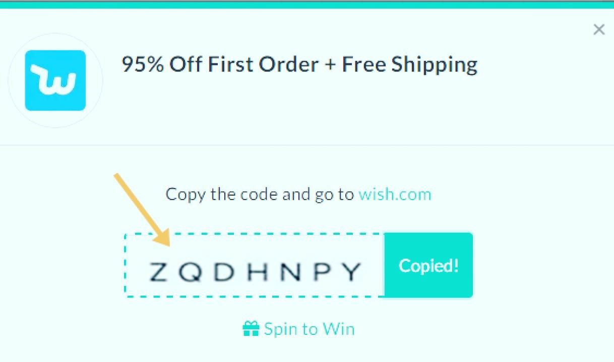 Wish Promo Codes 95 Off In 2020 Wish App Promo Codes What Is Wish