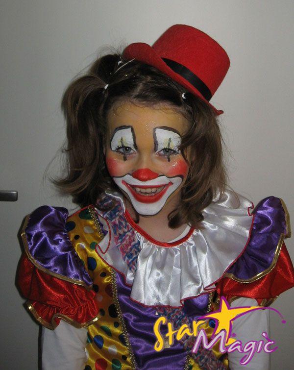 Schmink Clown Makkelijk Google Zoeken Clown Makeup Pinterest