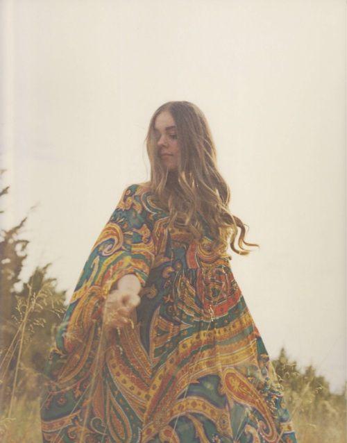 70s | #bohemian #boho #hippie #gypsy
