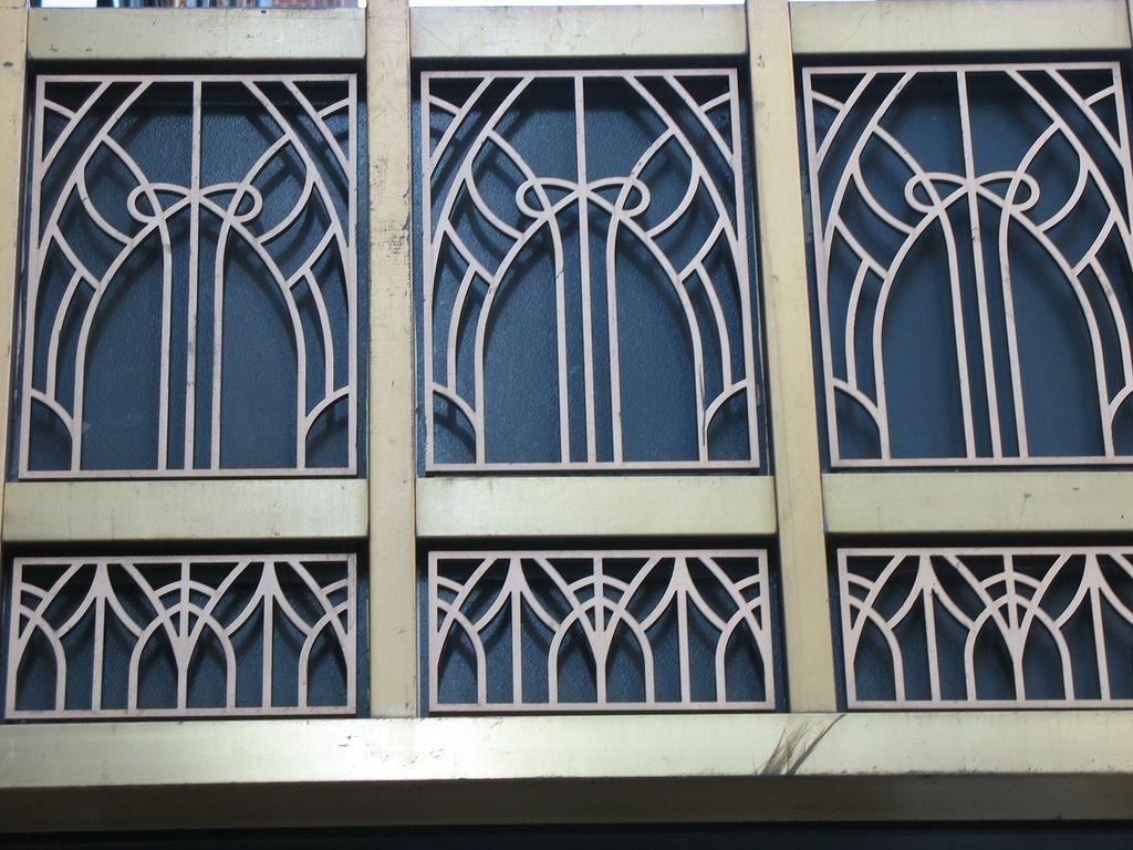 Deco metal windows artdeco pinterest