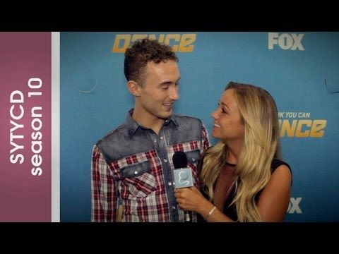 To my Pinterest Peeps, I hope you enjoy these #SYTYCD interviews! (Season 10's top 10) Cheers, Yvonne L. Larson | LA's #NeckWorkExpert Tucker Knox and Travis Wall