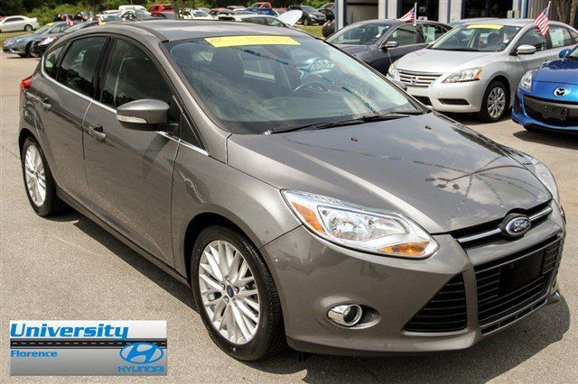 Used 2012 Ford Focus Sel For Sale In Florence Al Vin Ford Focus Chrysler Dodge Jeep 2012 Ford Focus