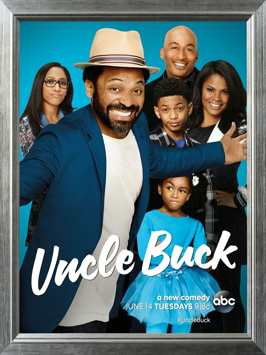 Foursome Assistir for uncle buck | television | pinterest | televisions