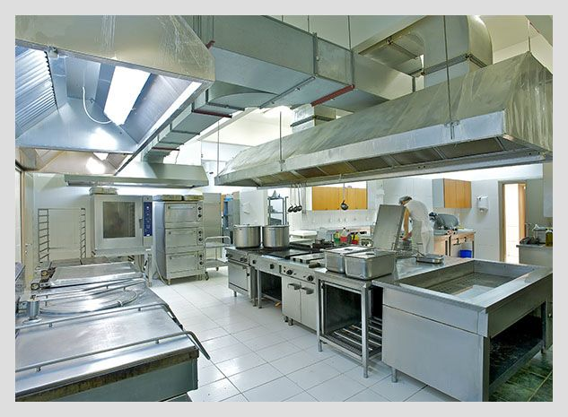 Commercial Kitchen Hood Design Pleasing Exhaust Hood  Kitchen Exhaust Systems  Pinterest  Hoods And Design Decoration