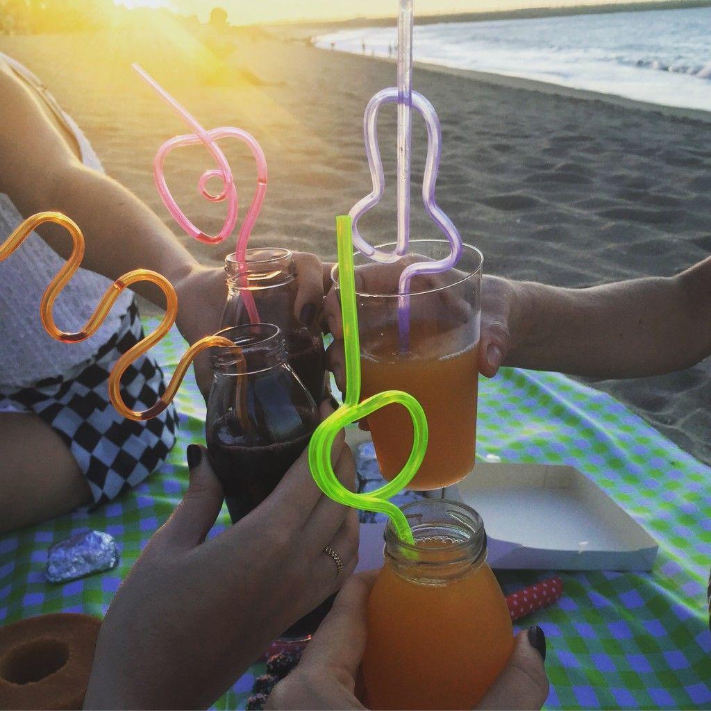 açaí it.#blogacait #acait #picnic #beach