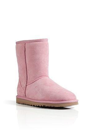 Light pink uggs