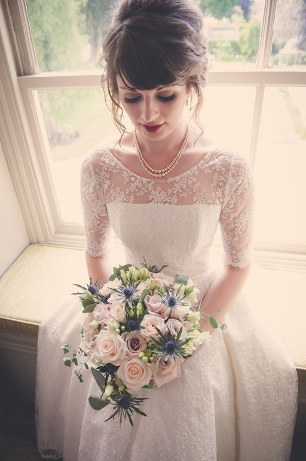 mutual weirdness �tinder� wedding with a vintage vibe