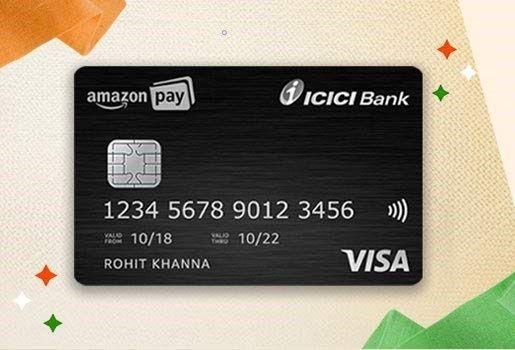 amazon pay credit card benefits