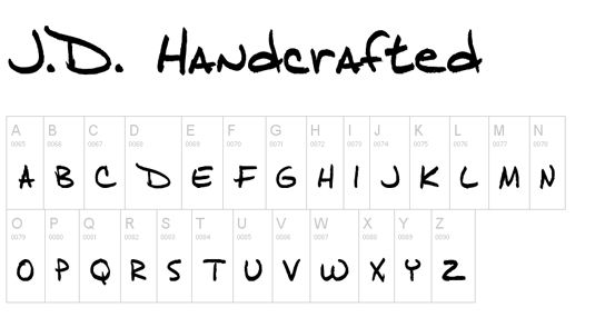 50 great free handwriting fonts | Handwriting fonts, Free ...