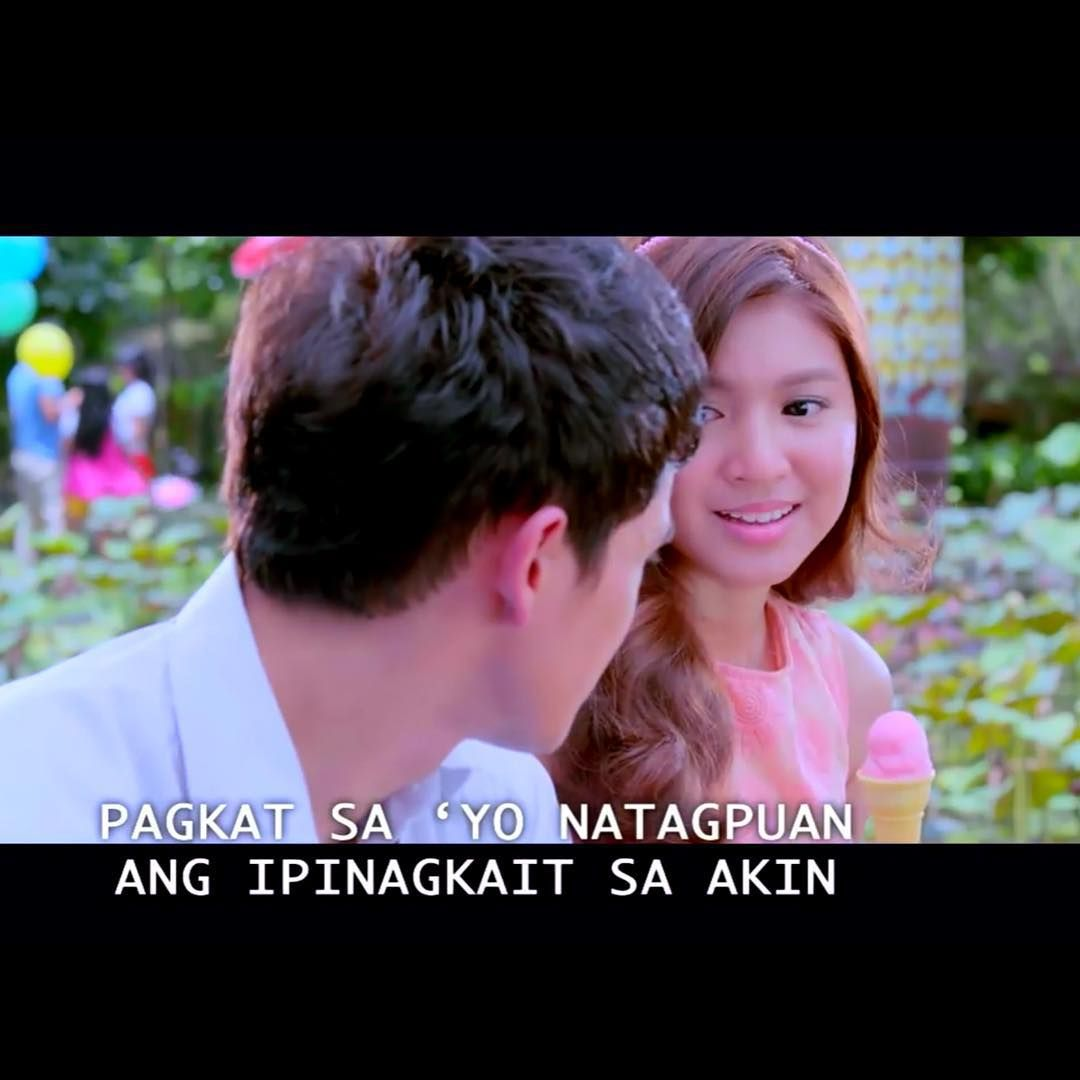 """""""""""Bahala Na"""" Music Video, performed by #JamesReid and #NadineLustre. -An OST for """"TalkBack and You'reDead"""" movie... YT music video by VivaEntertainment.…"""""""