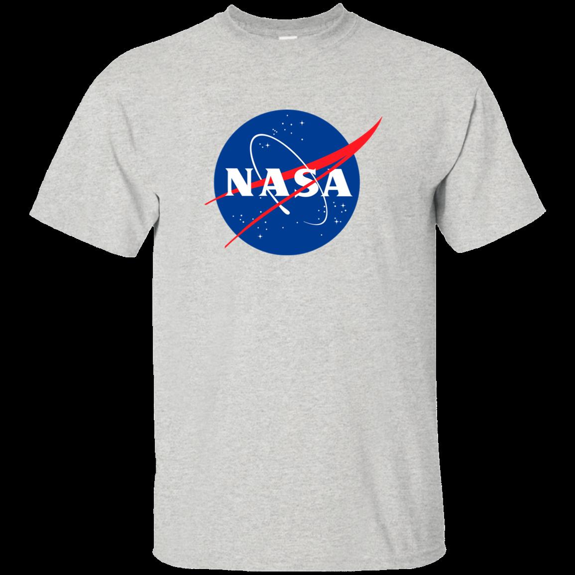 3ca33db7 G200 Gildan Ultra Cotton T-Shirt / NASA - Traditional Color ...