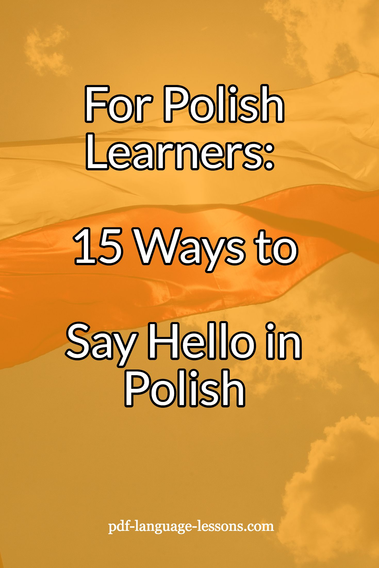 how to pronounce hello in russian