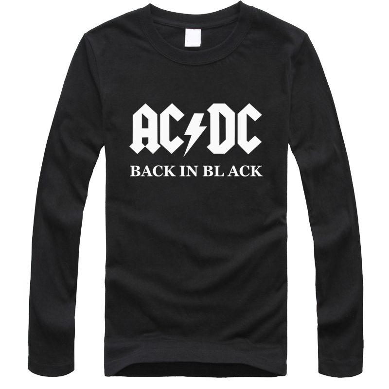 New Camisetas AC DC Speedshop T Shirts Mens acdc Graphic Tshirts Print  Casual Hip Hop O Neck long Sleeve Tshirt Plus Size  camiseta   realidadaumentada ... 49f67a9d1e4c6