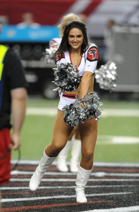 Afc Alice F Falcons Cheerleaders Atlanta Falcons Cheerleaders Nfl Cheerleaders