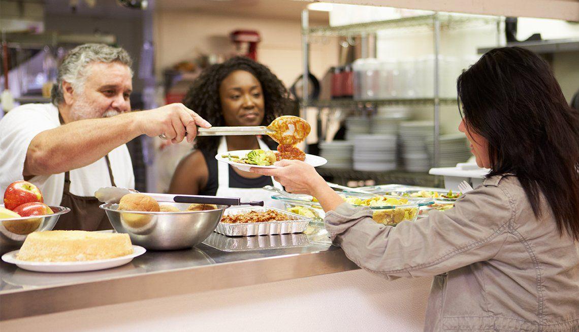 Find Volunteer Opportunities In Your Community Soup Kitchen