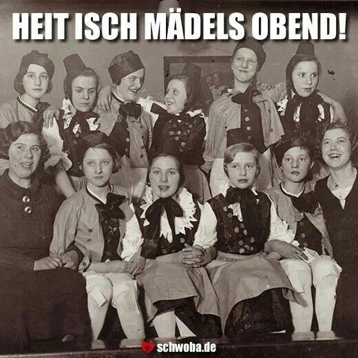 #mädels #mädchen #frauen #abend #party #auszeit #mann #schwäbisch #schwaben #schwoba #württemberg