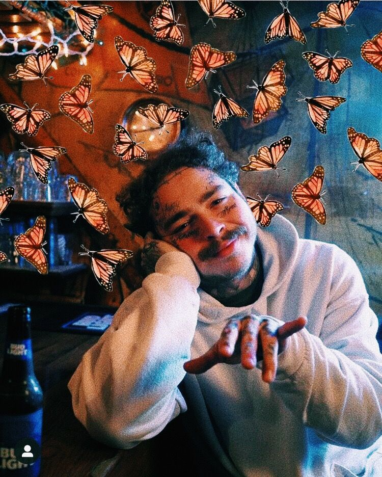 Post Malone Aesthetic: Post Malone Wallpaper Image By Candra Yoder On P O S T Y