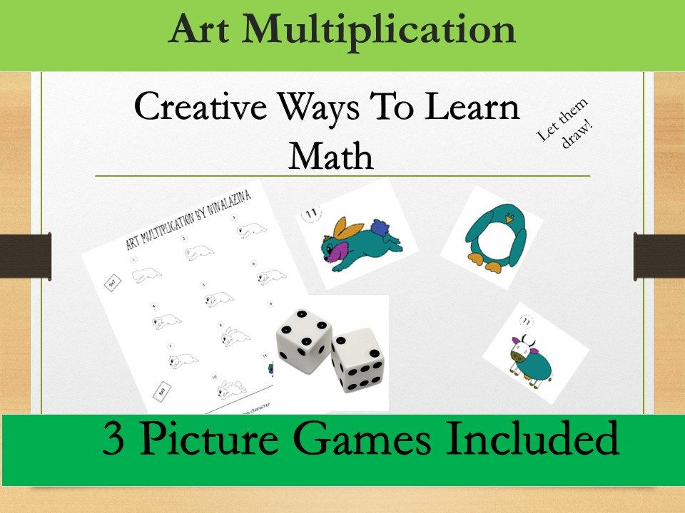 Math Drawing Activities KS2 Grade Year 3, 4, 5, 6 / Teaching Math ...