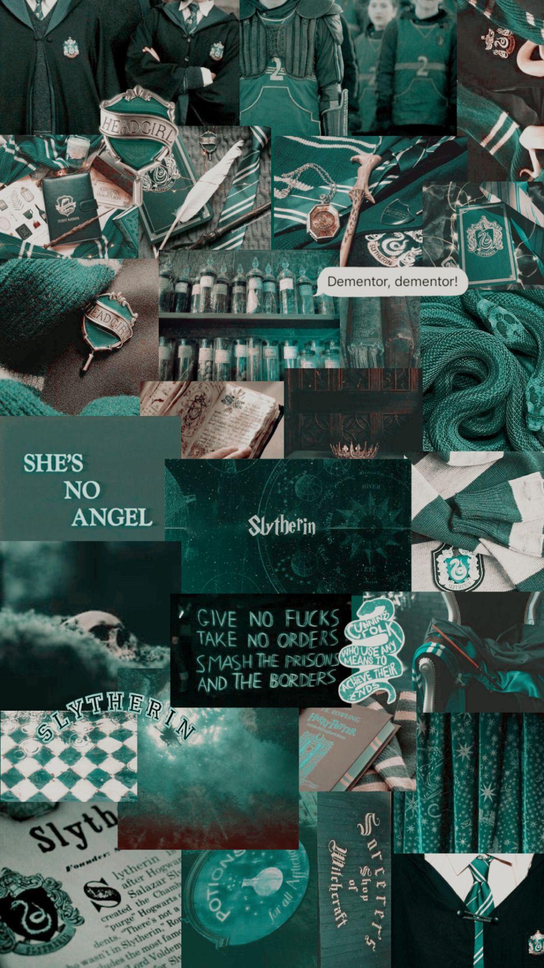 Pin By Shezza Malfoy On Harry Potter Wallpapers Harry Potter Aesthetic Harry Potter Wallpaper Slytherin Wallpaper