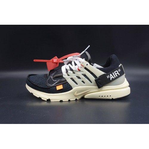 Buy Best Quality UA Nike Air Presto Off White Virgil Sneaker Online