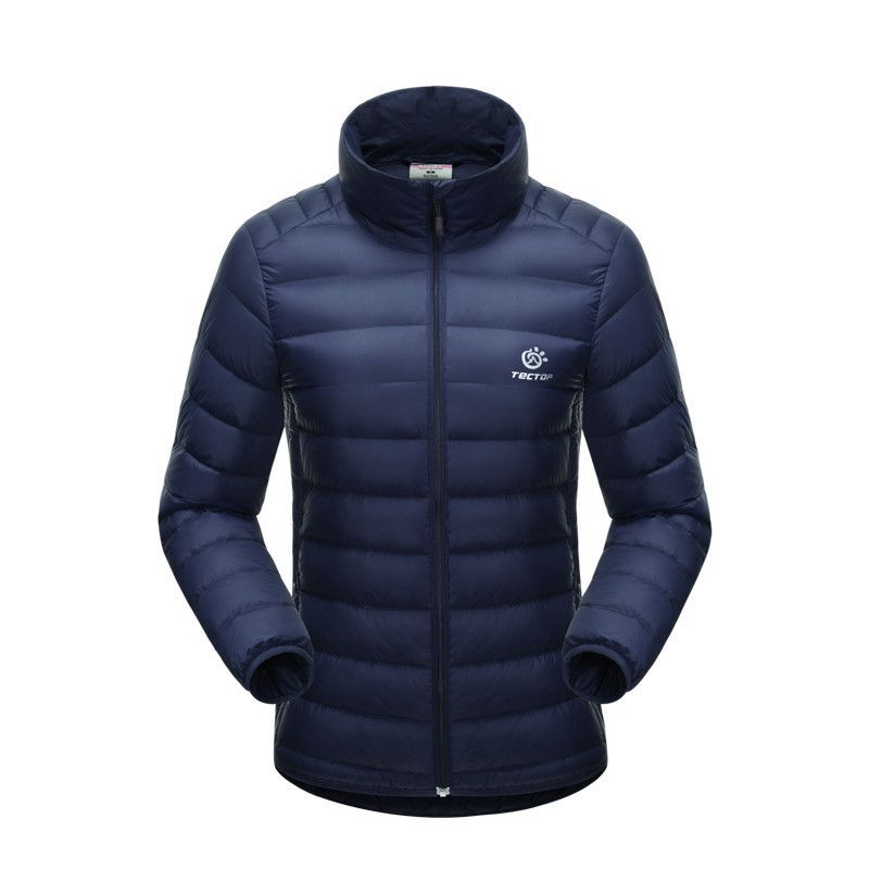 New Winter Women 90% White Duck Down Jacket Women's Hooded Ultra ...