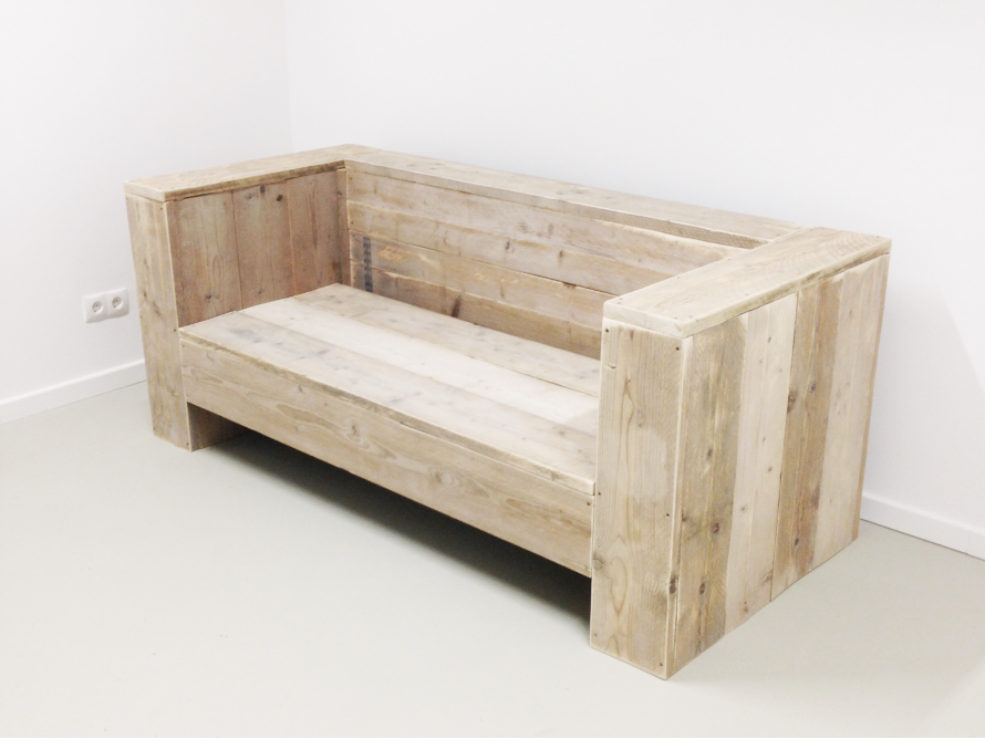 Couch Reclaimed Wood Diy Couch Furniture Pine Chairs