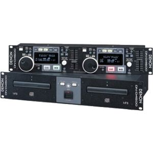 Click Image Above To Buy: Dnd4500 Dual Dj Cd/mp3 Player