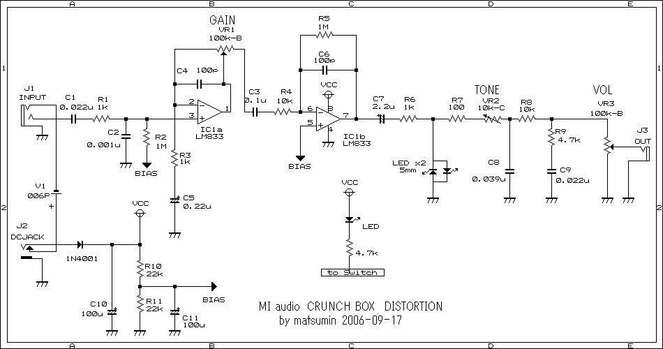 ricerche correlate a octave pedal schematics wire center u2022 rh 66 42 83 38