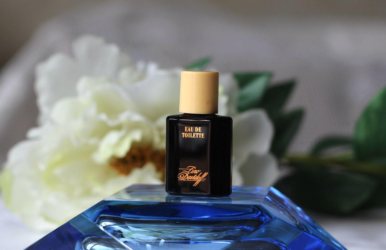 Vintage 1980s Perfume For Men Zino Davidoff By Davidoff Eau De