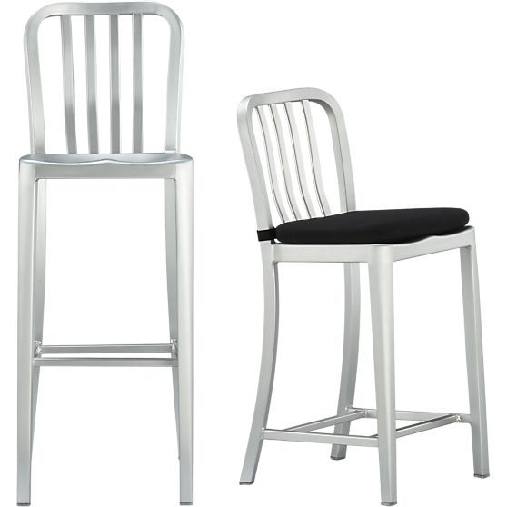 Delta Barstools And Cushion In Barstools Crate And