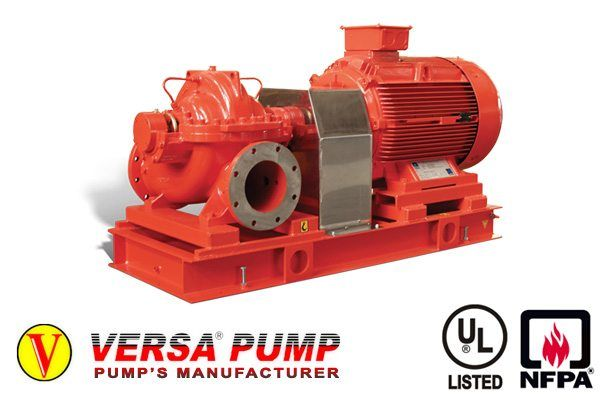 Jual Fire Pump Versa. Dapatkan harga terbaik disini --->>  #FirePump #Versa