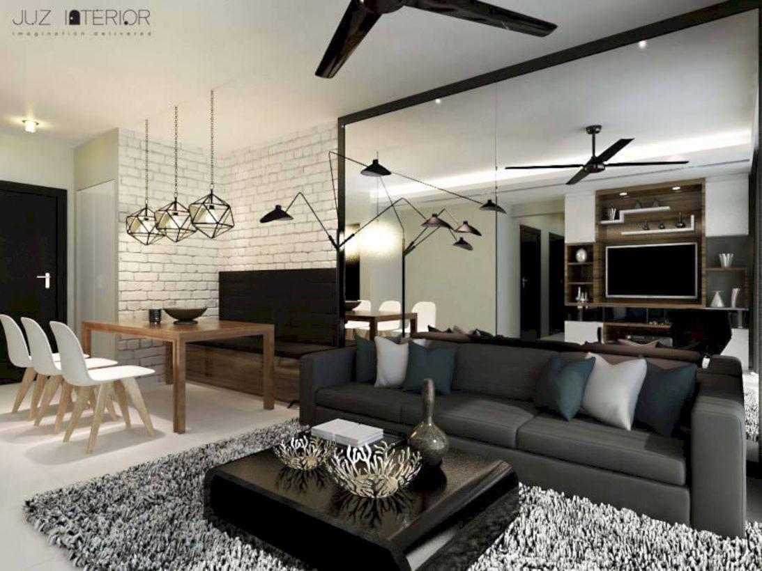 58 Mid Century Scandinavian Dining Room Design Ideas Roundecor Scandinavian Interior Design Inspiration Interior Design Living Room Scandinavian Interior Design