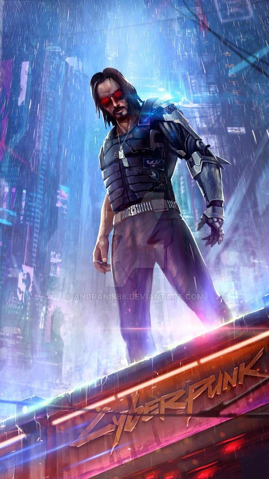 Cyberpunk 2077 Keanu Iphone Wallpaper Cyberpunk 2077 Cyberpunk Cyberpunk Aesthetic