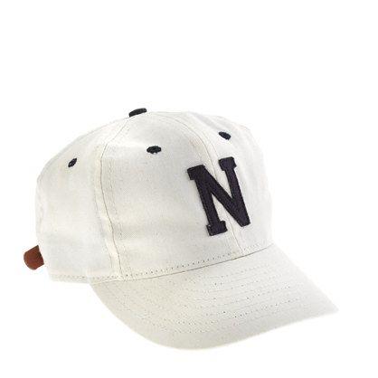 Ebbets Field Flannels® for J.Crew Nashville Vols ball cap  24929ef00dd4