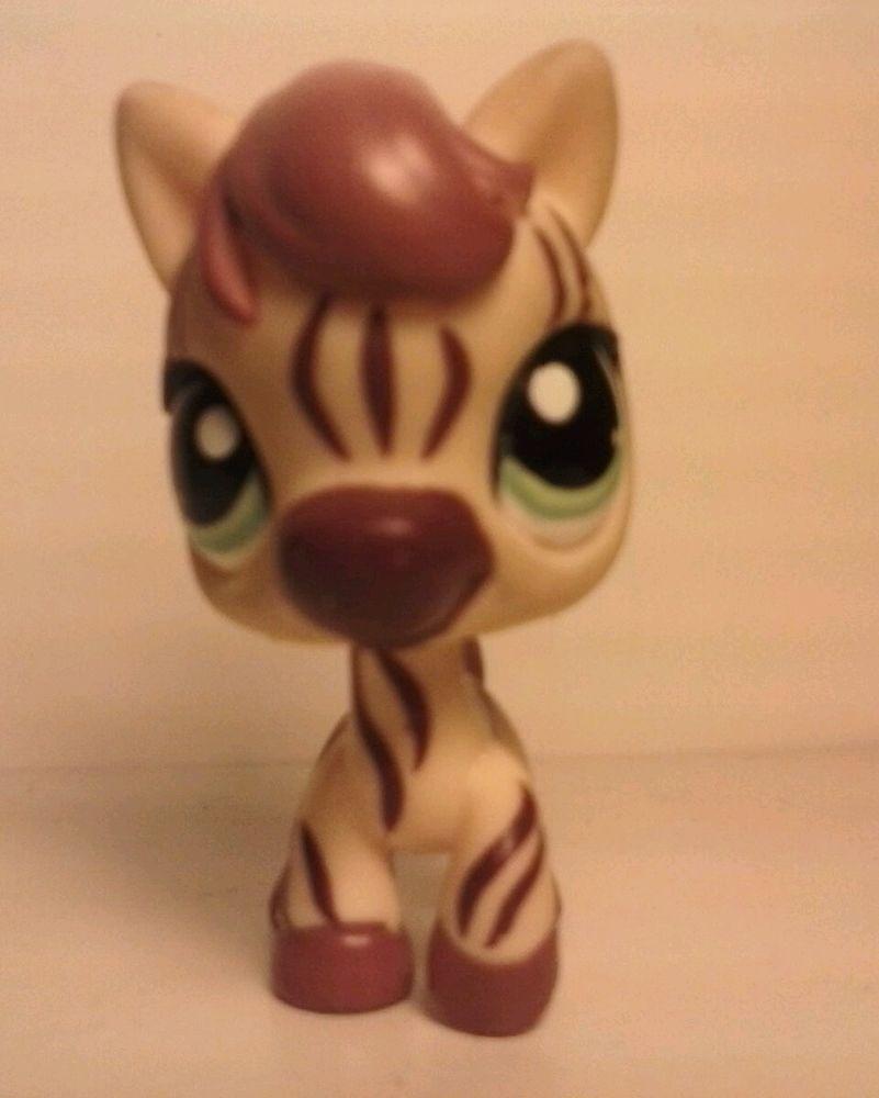 Littlest Pet Shop Lps Lot Lps Rare Lps Horse Lps Zebra Lps Purple