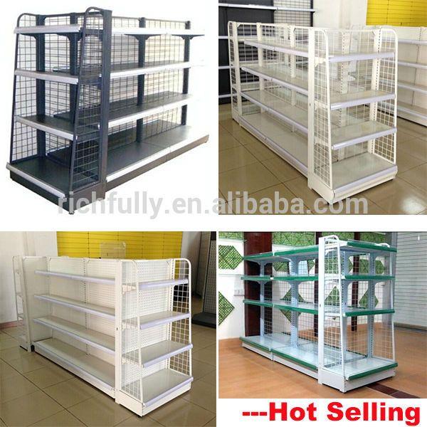 الشبكة المعدنية 2015 لمحلات السوبر ماركت الجرف شبكة رفوف معرف المنتج 60312249178 Shelves Shelving Unit Shelving
