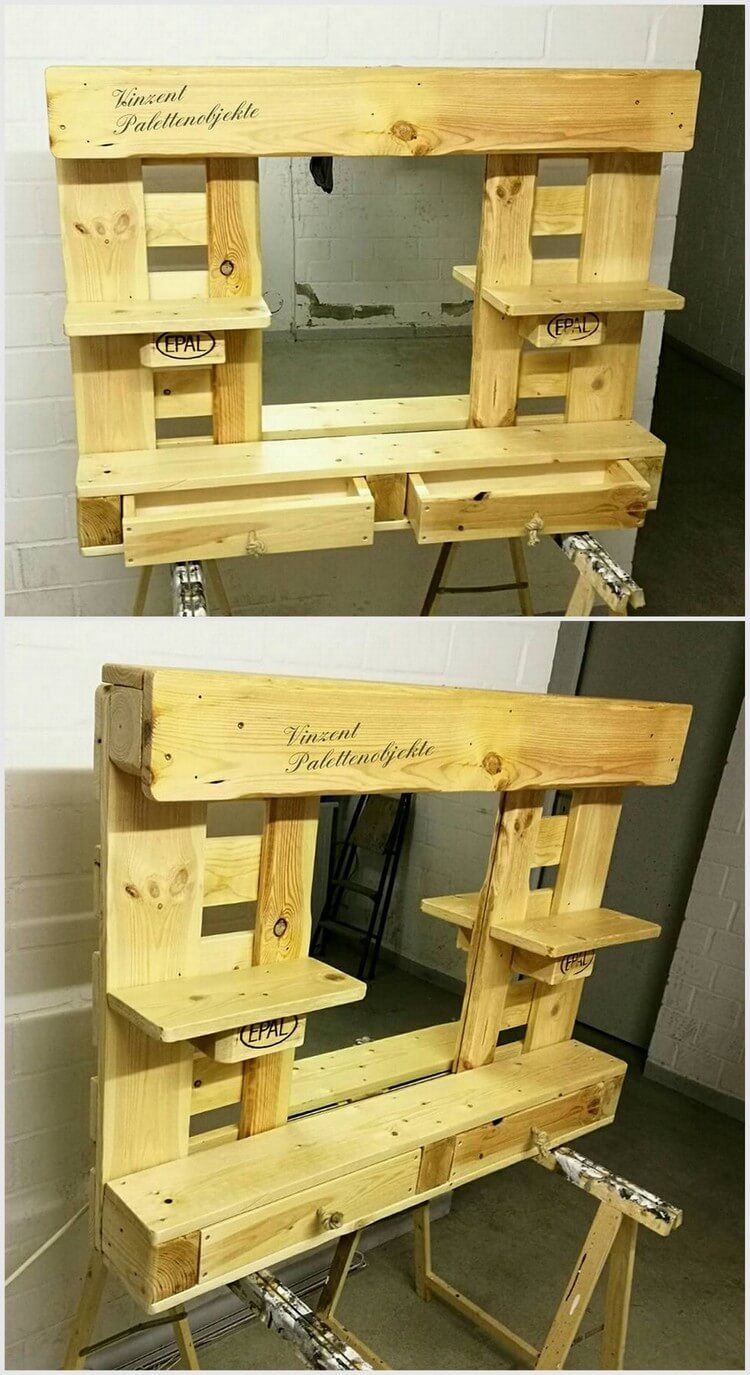 Marvelous Recycling Ideas with Used Shipping Pallets | the
