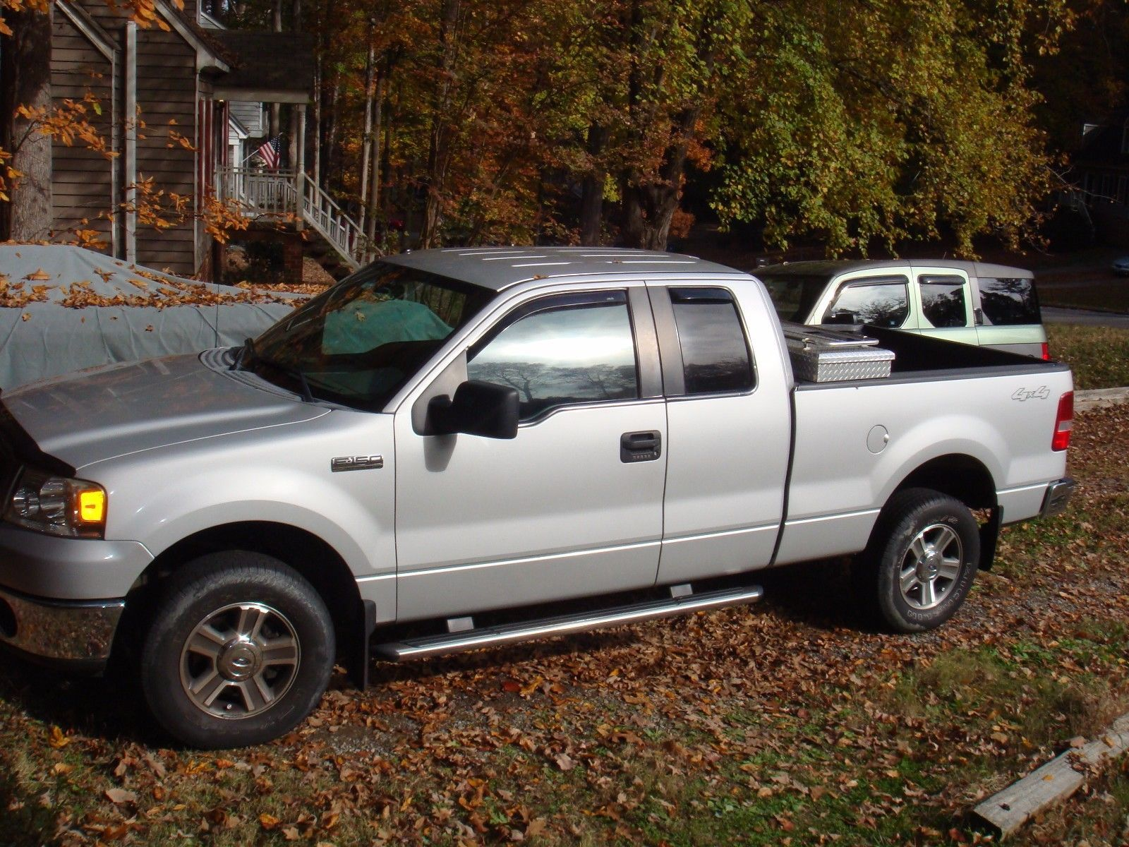 good condition 2007 Ford F 150 XLT pickup Pickups for