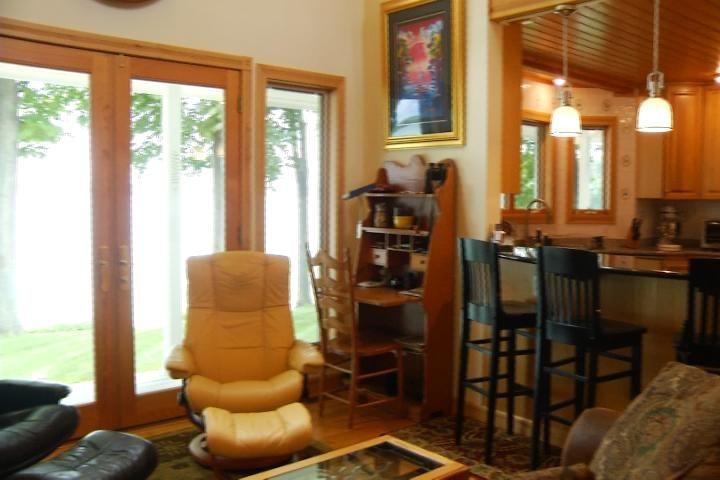 Amazing northern michigan homes elk lake beauty home