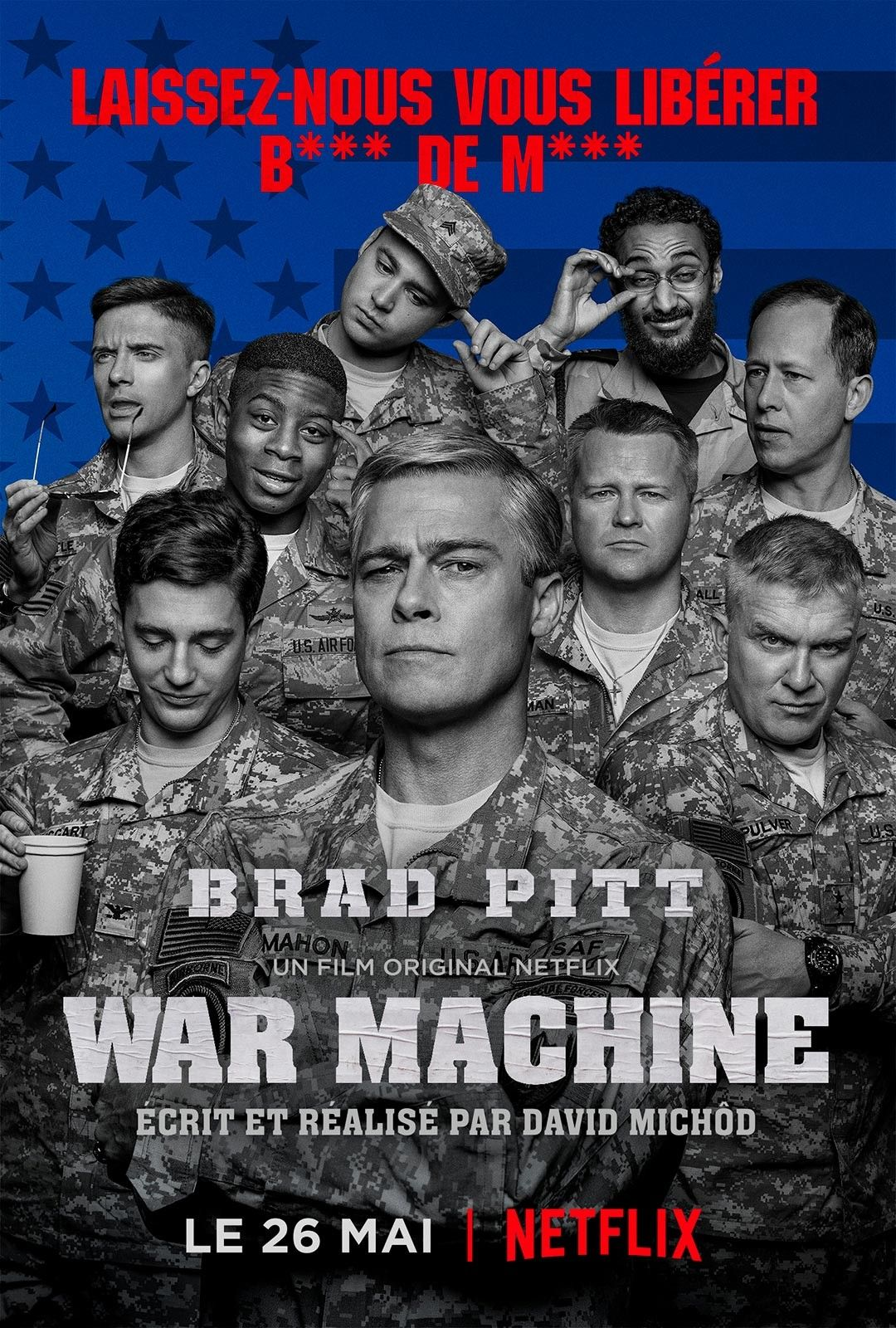 War Machine Streaming movies, Movies online, Full movies