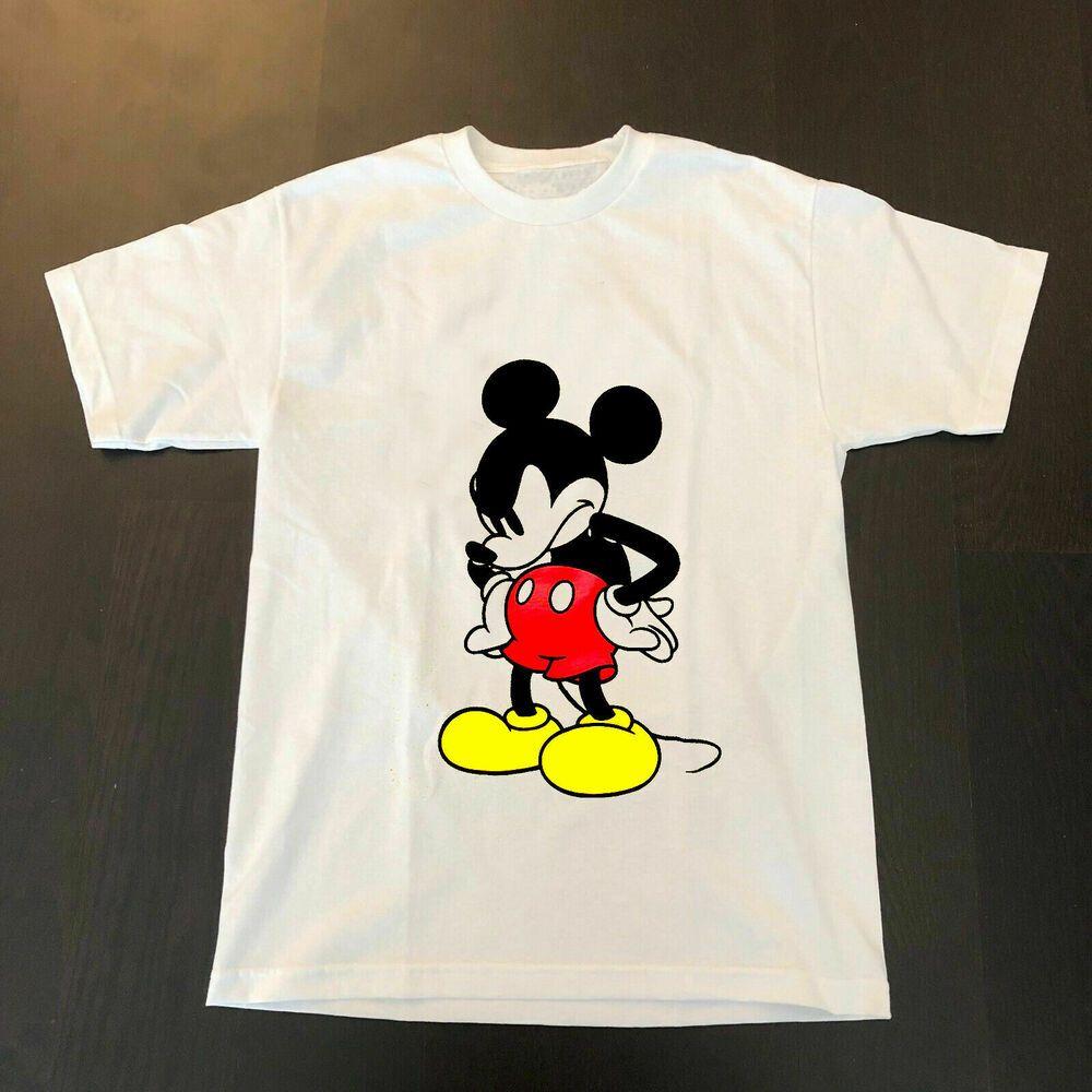 Rare Rag Bone Heather Disney Mickey T Shirt Top Good Quality Fashion Clothing Shoes Accessories Mensclothing Shirts T Shirt Top Shirts Movie T Shirts