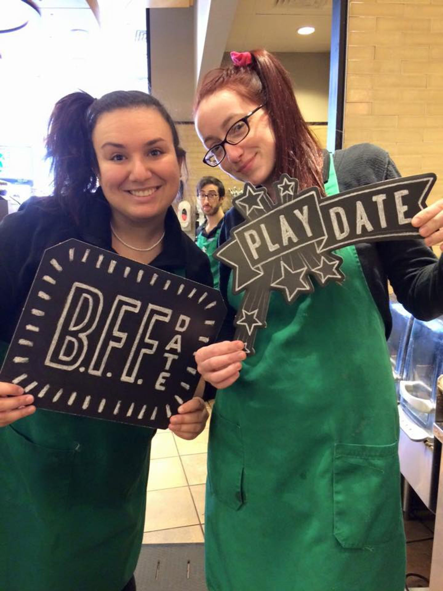 19 ways you know youre a starbucks barista in 2020